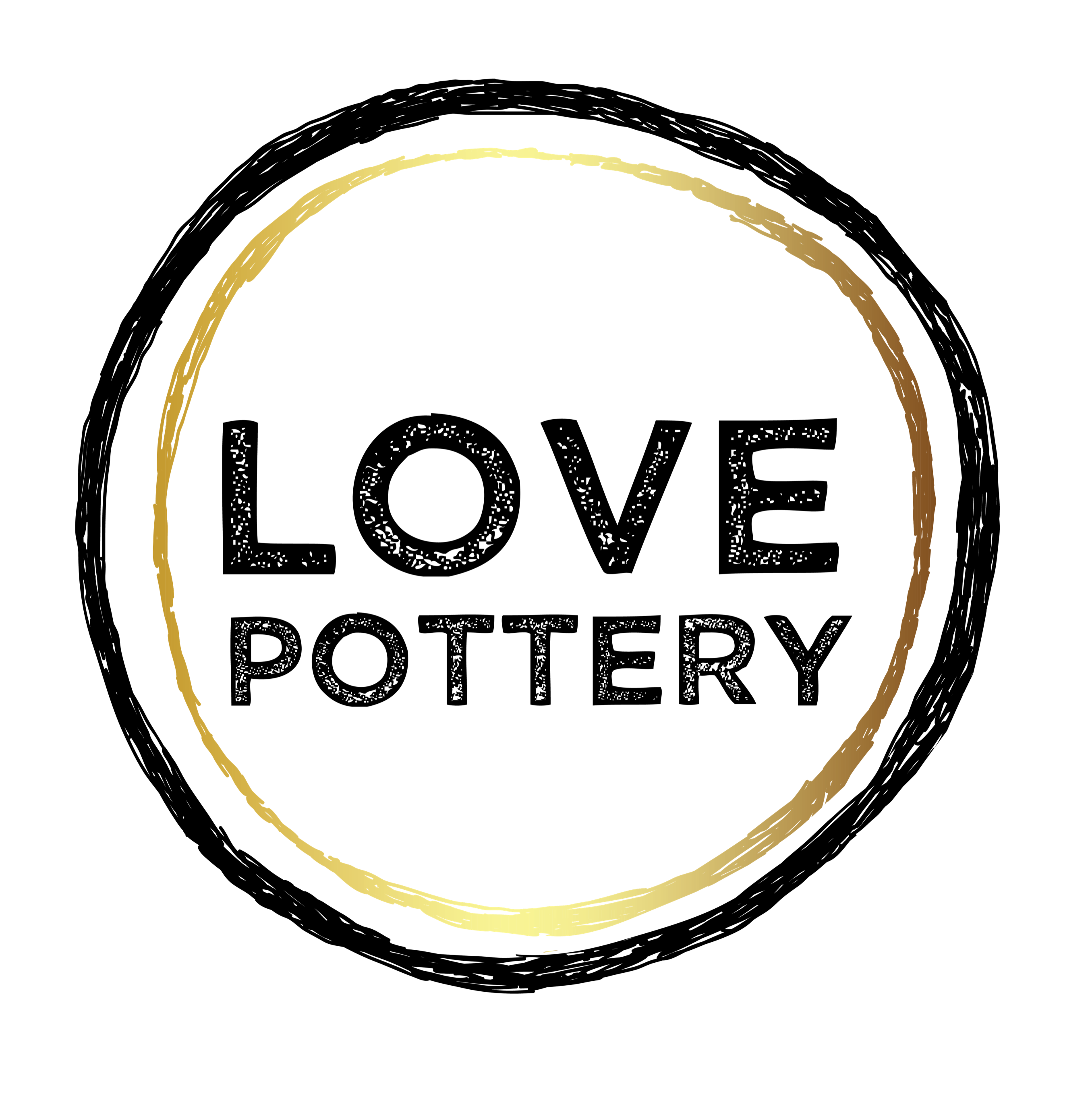 Love Pottery logo