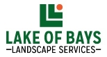 Lake of Bays Landscaping logo