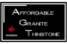 Affordable Granite Thinstone logo