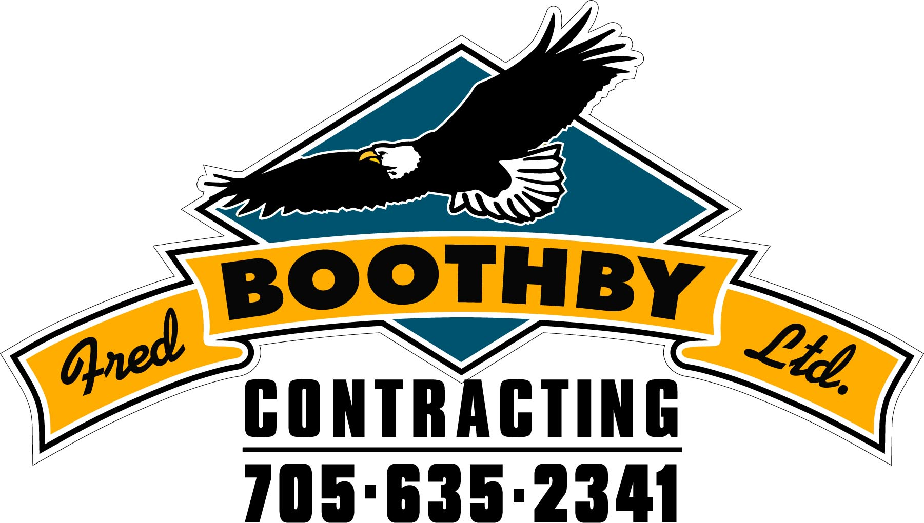 Fred Boothby Contracting logo