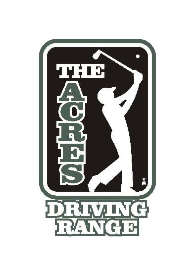 The Acres Driving Range logo
