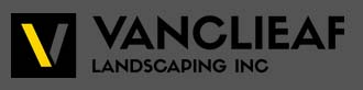 Vanclieaf Landscaping & Barry Vanclieaf Construction Inc. logo