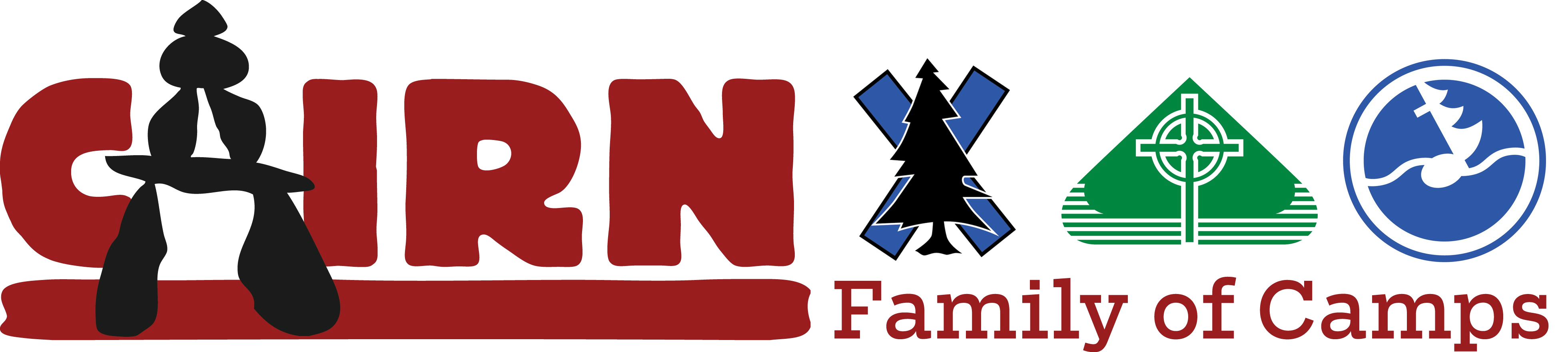 Cairn Family of Camps logo