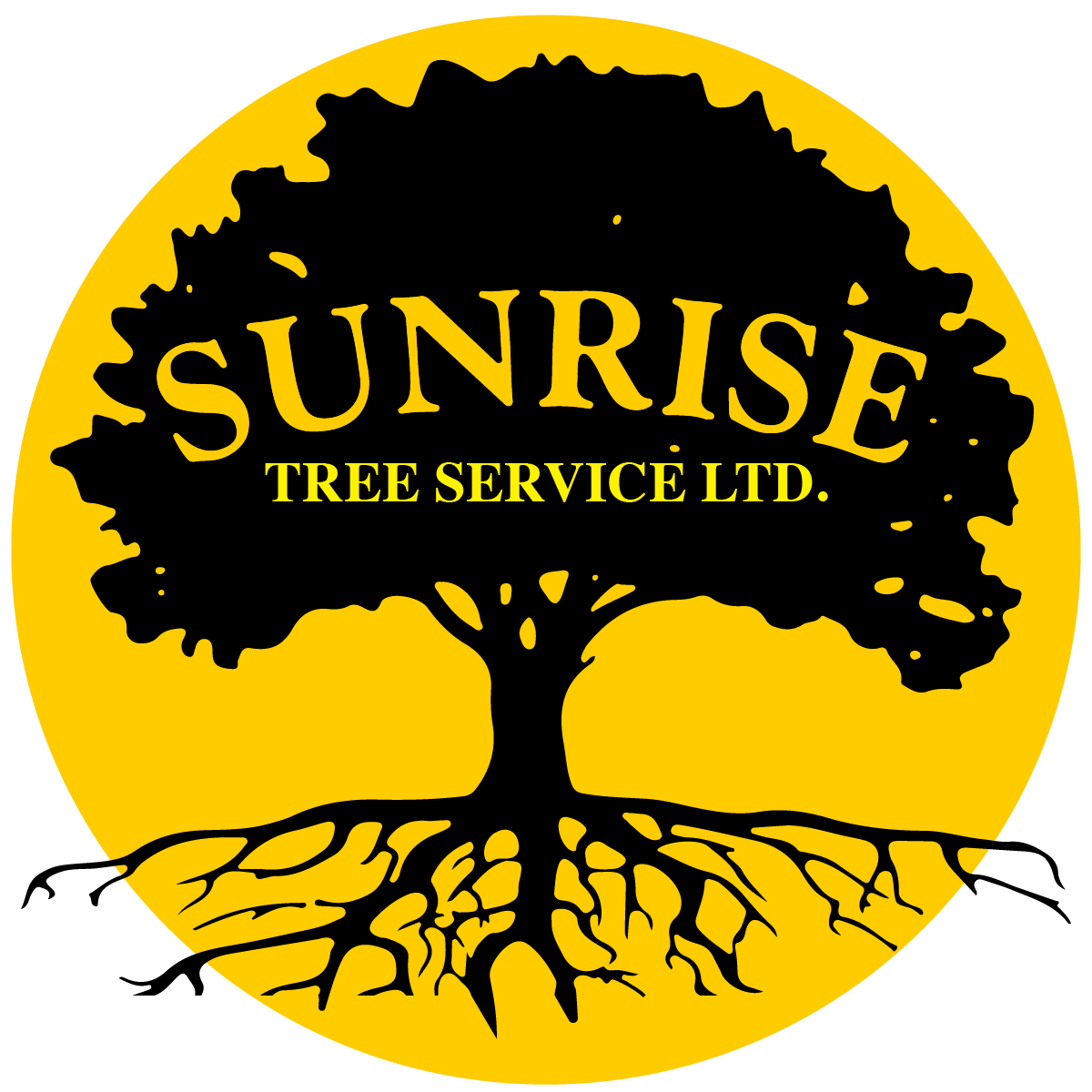 Sunrise Tree Service Ltd. logo